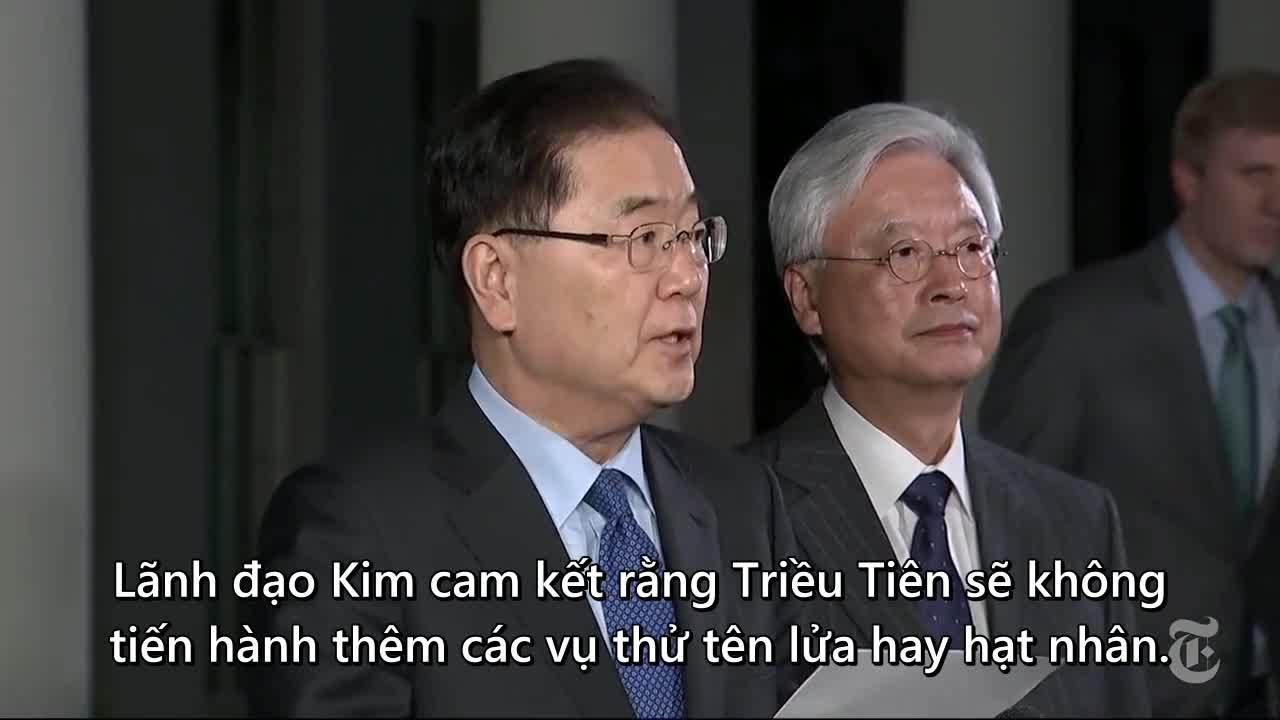 Lịch sử đối đầu của hai kẻ thù 'truyền kiếp' Mỹ và Triều Tiên