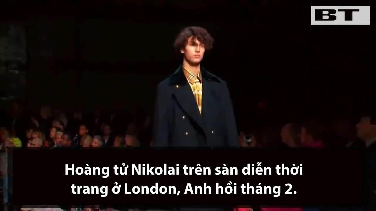 Nikolai - Chàng độc thân tự chủ tài chính trong thế giới hoàng tử