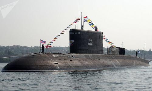 Hành trình thâm nhập tàu ngầm 'hố đen đại dương' Nga