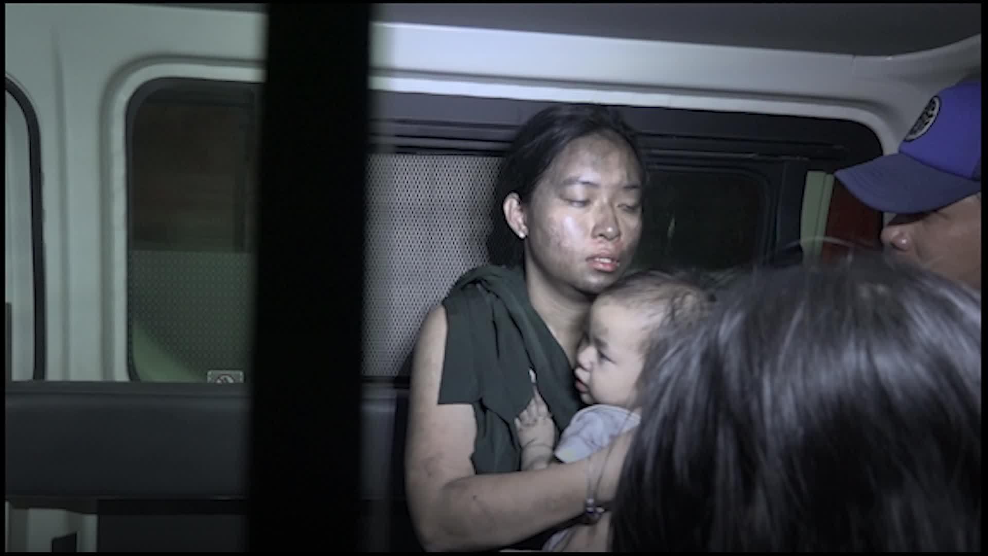 Cháy chung cư ở Sài Gòn, nhiều trẻ em đang cấp cứu