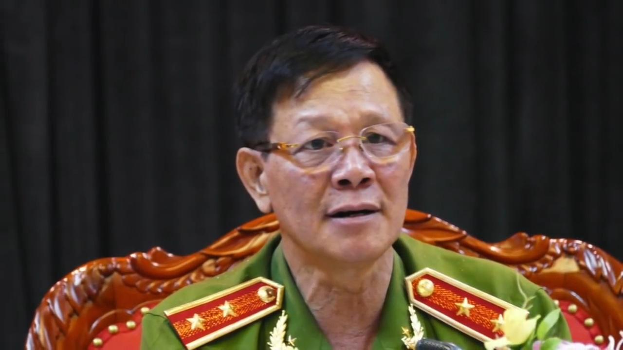 Cựu tổng cục trưởng Tổng cục Cảnh sát Phan Văn Vĩnh bị khởi tố
