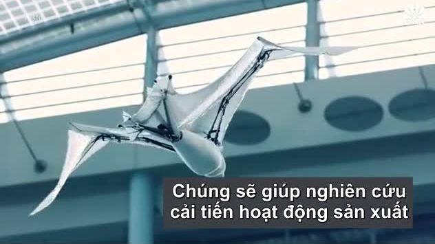 Công ty Đức chế tạo 'đội quân' robot động vật