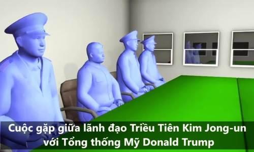 Các phương án di chuyển để Kim Jong-un tới gặp Trump