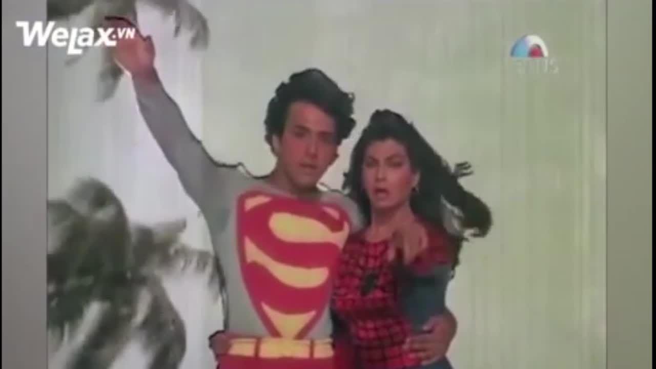 Superman và Spiderman phiên bản hài hước của Ấn Độ
