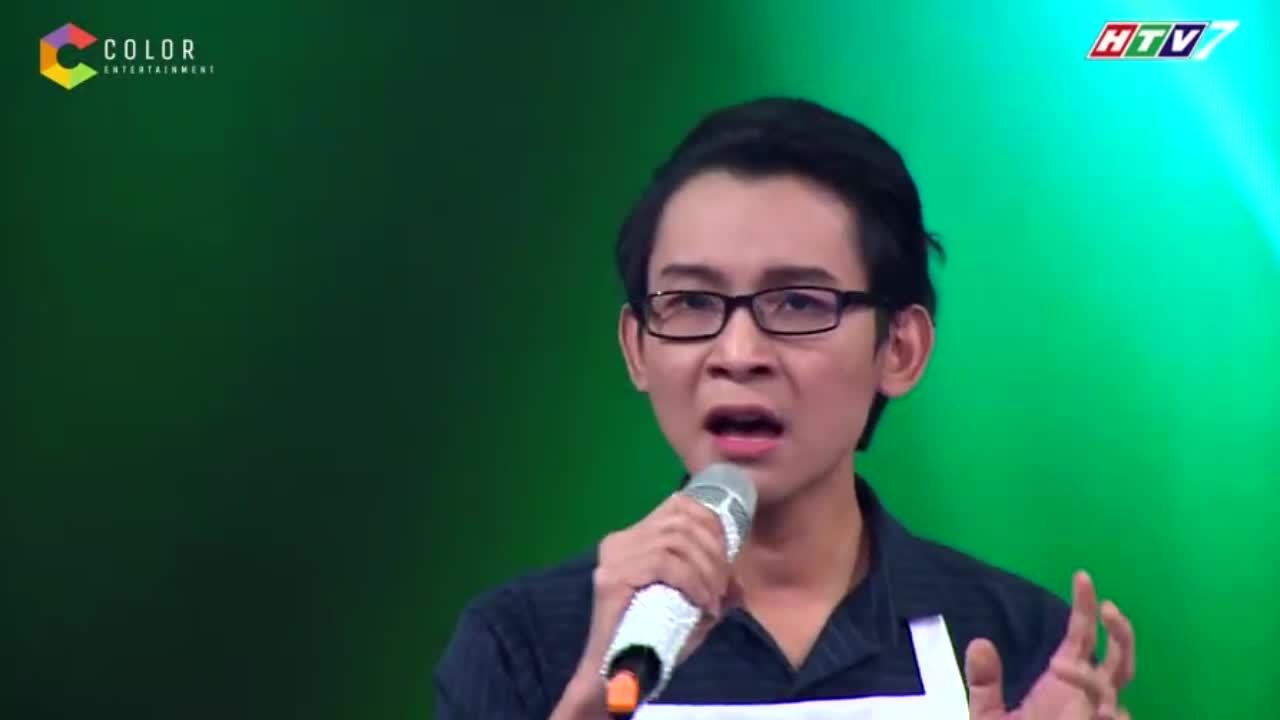 Trấn Thành bật khóc khi nghe chàng trai hát giọng Khánh Ly