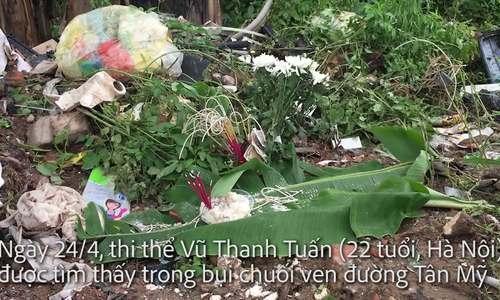 Giết người giấu xác ở Nam Từ Liêm
