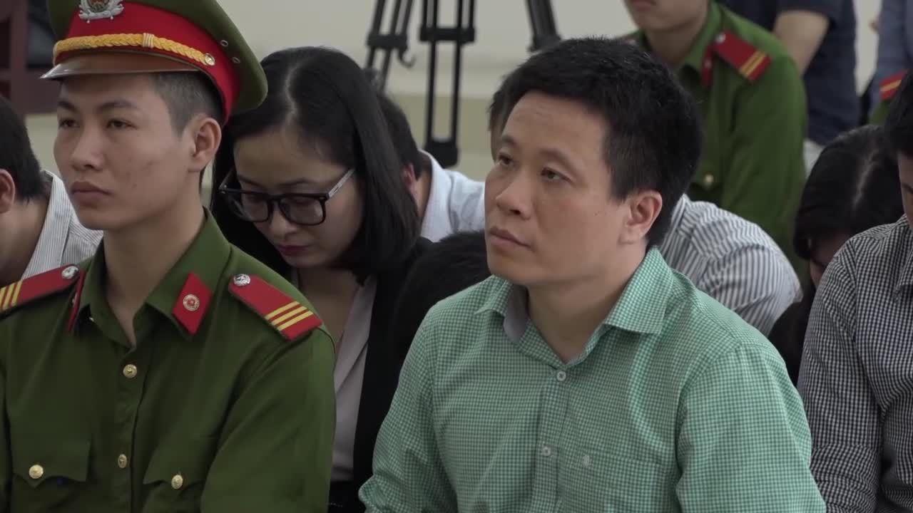 Tòa phúc thẩm tuyên tử hình Nguyễn Xuân Sơn, chung thân Hà Văn Thắm