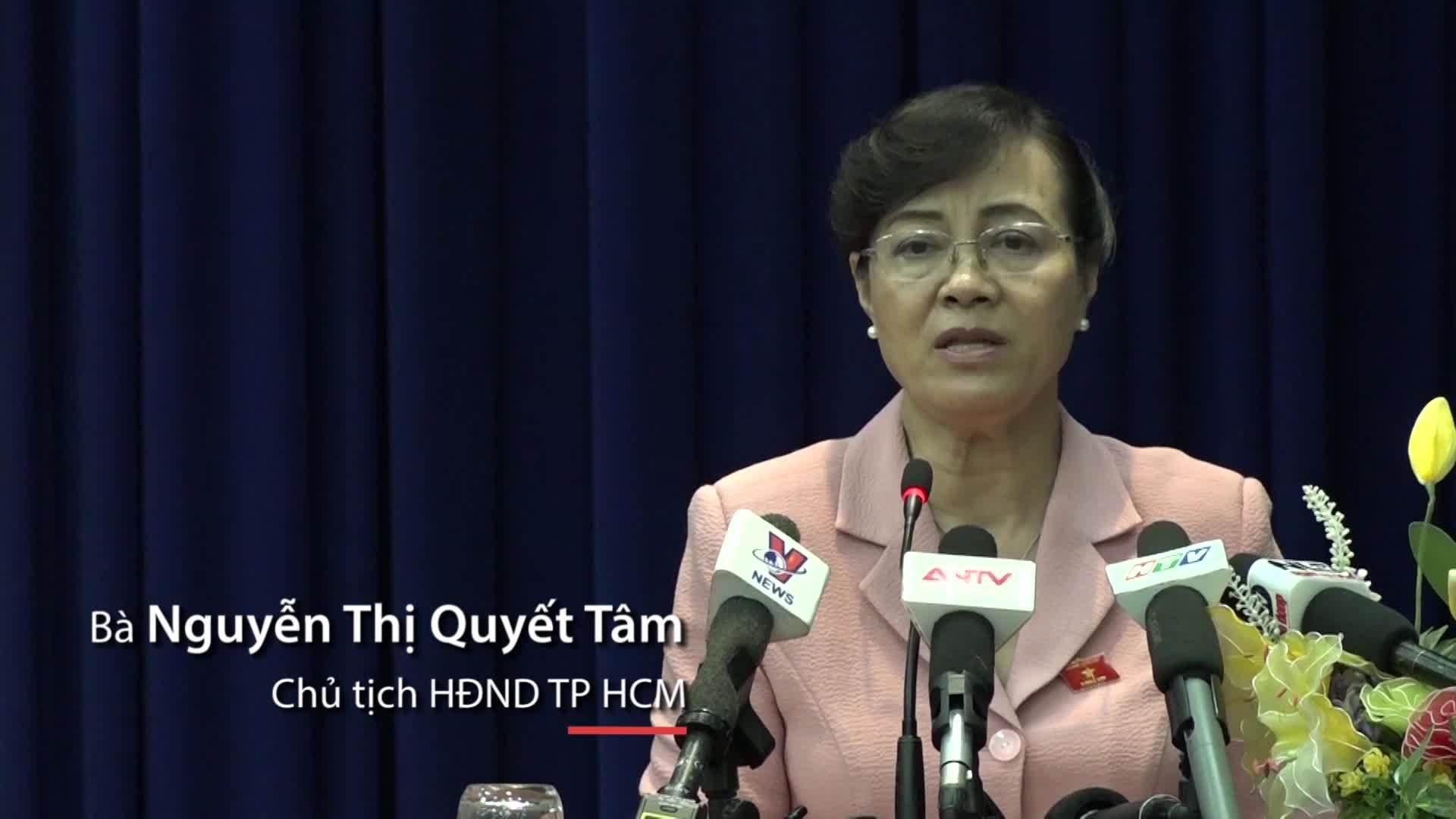 Chủ tịch HĐND TP HCM ray rứt với người dân Thủ Thiêm