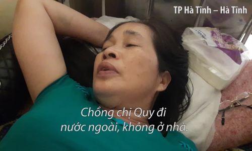 Lời nhân chứng vụ cướp ở Hà Tĩnh (bản mới)