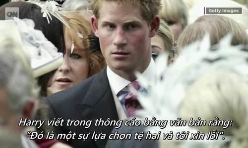 Hành trình trưởng thành của Hoàng tử Harry