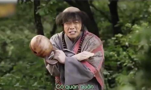 Tình huống hài hước 'khó đỡ' trong phim cổ trang Hàn