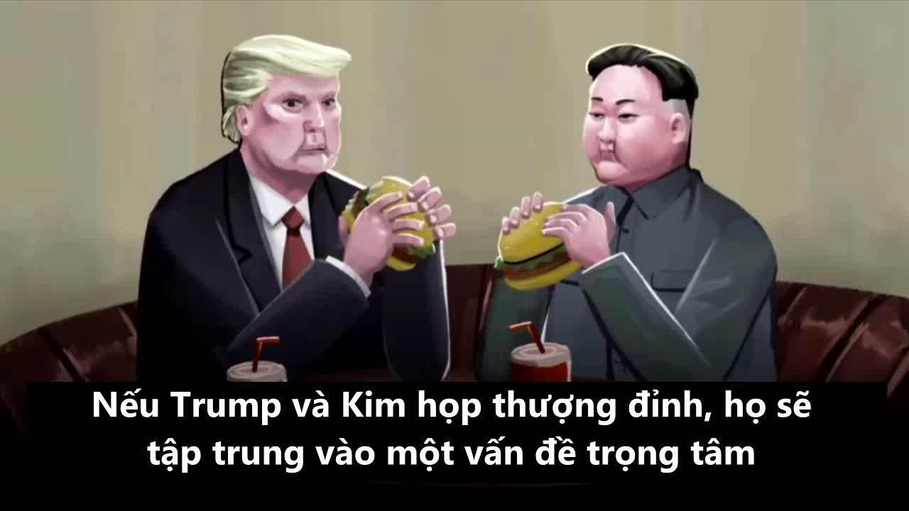 Bất đồng trong khái niệm 'phi hạt nhân' của Trump và Kim Jong-un