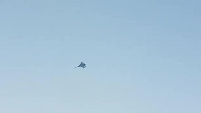 Su-34 Nga chạm mặt F-16 Israel trên không phận Lebanon
