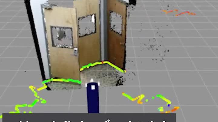 Robot bảo vệ giúp tăng cường an ninh tại nơi làm việc