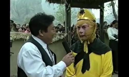 Video hậu trường hài hước phim Tây Du Ký 1986