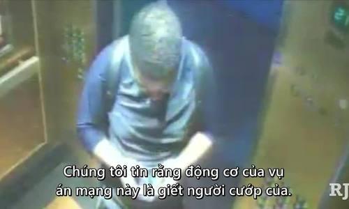 Nghi phạm giết hai người Việt ở Las Vegas lẻn vào phòng trộm cắp