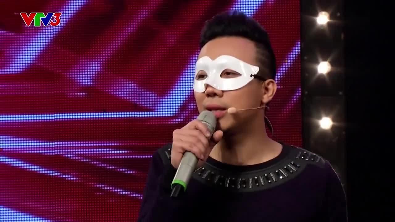 Trấn Thành bịt mặt thi Vietnam's Got Talent bị giám khảo loại không thương tiếc