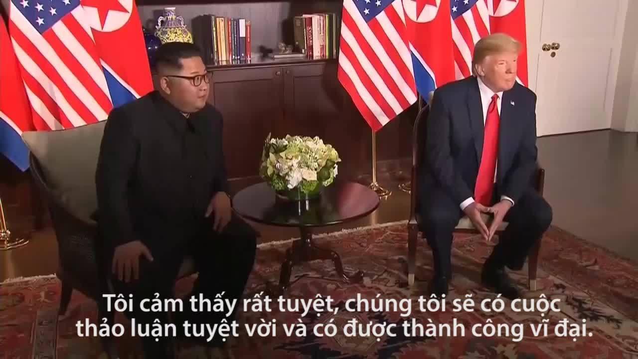 Kim Jong-un: 'Chúng ta đã vượt qua mọi trở ngại'