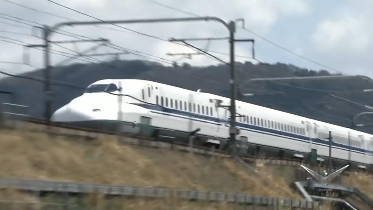 Tuyến đường sắt tốc độ cao Bắc - Nam xuyên qua 20 tỉnh thành