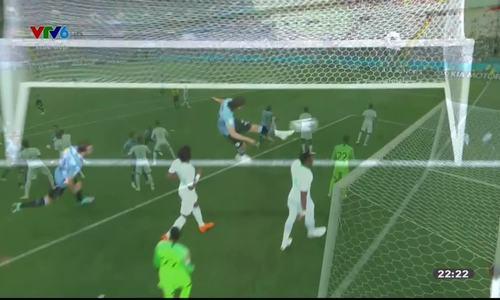 Uruguay 1-0 Ả-rập Xê-út