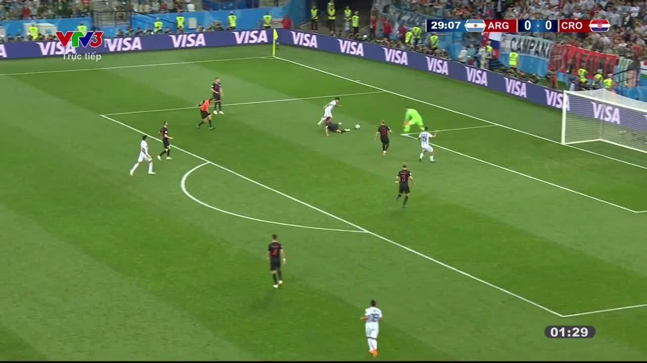 Những điều vô lý ở đội tuyển Argentina