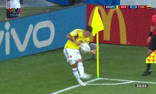 Senegal 0-1 Colombia