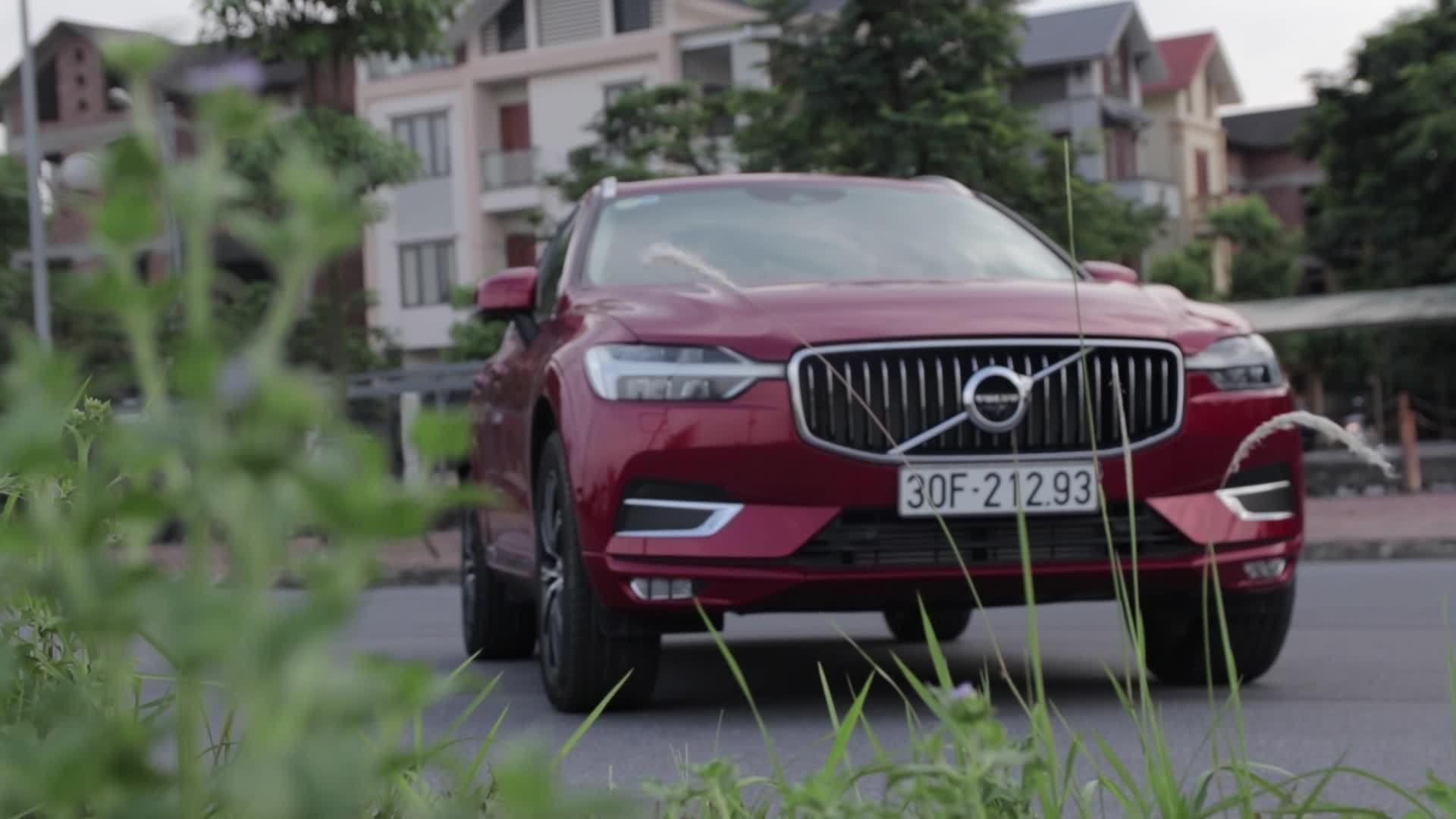 Xe Volvo XC60