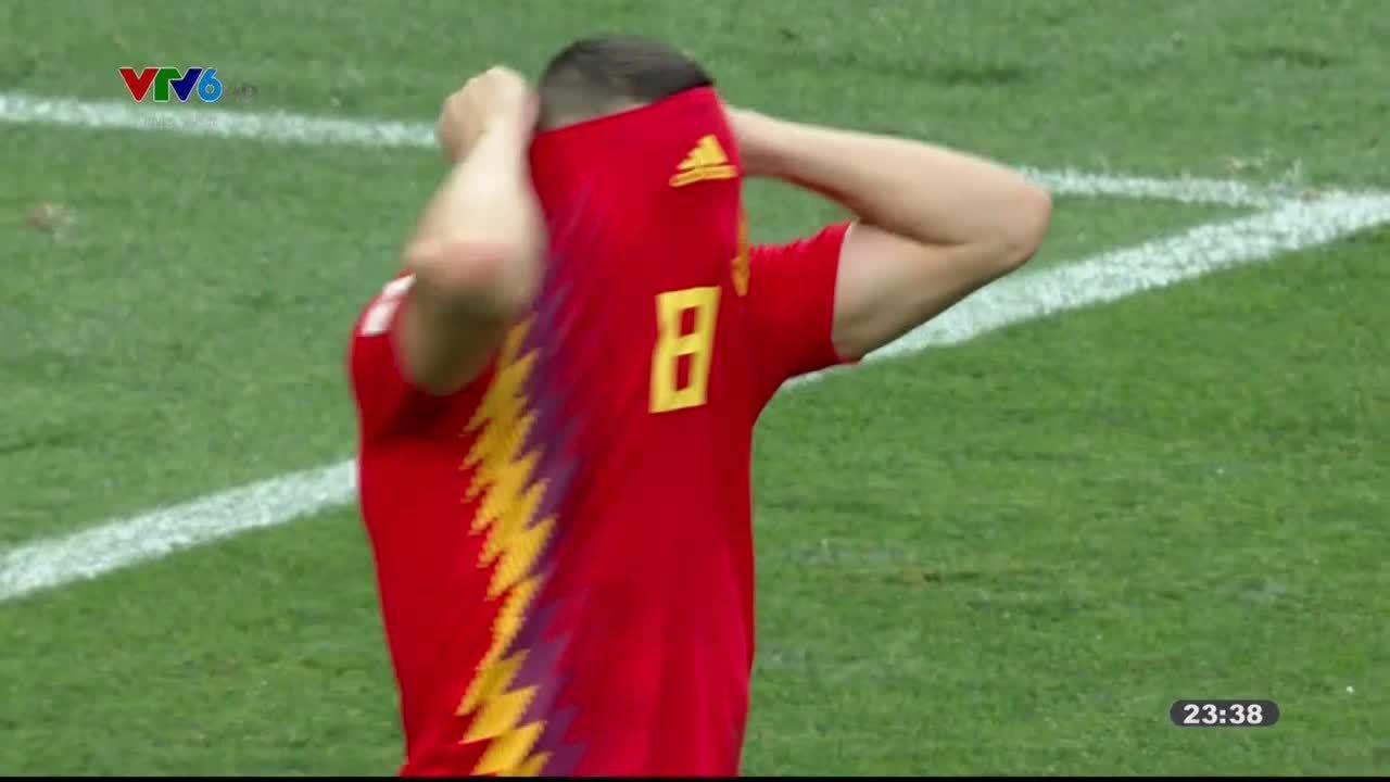 Tây Ban Nha 1-1 Nga (pen 3-4)