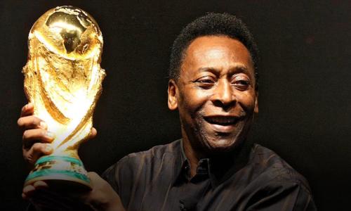 'Vua bóng đá' Pele huyền thoại của những huyền thoại