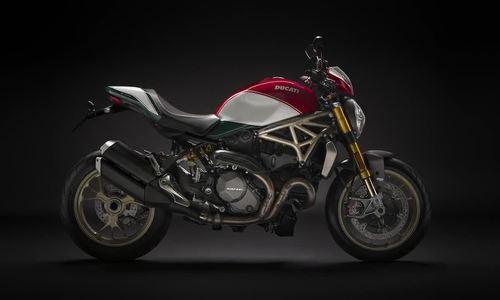 Ducati trình làng Monster 1200 phiên bản 25 năm