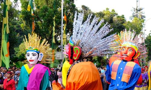 Lễ hội hóa trang Jakarta