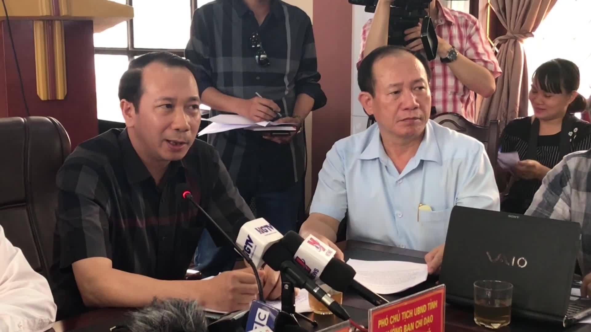 Ông Trần Đức Quý - Phó chủ tịch tỉnh Hà Giang