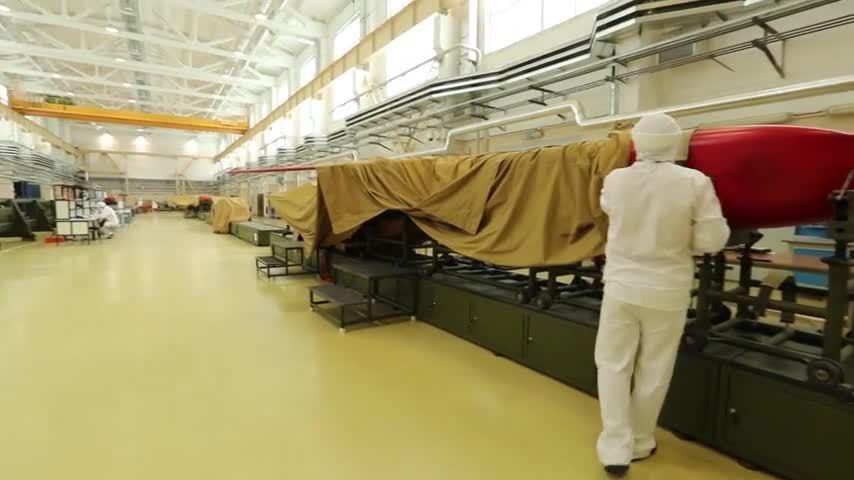 Tên lửa hành trình chạy bằng động cơ hạt nhân của Nga