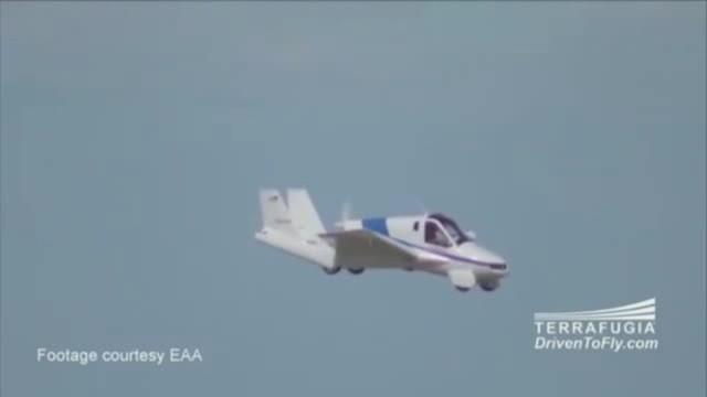 Xe bay cất hạ cánh thẳng đứng sắp bán ra năm sau