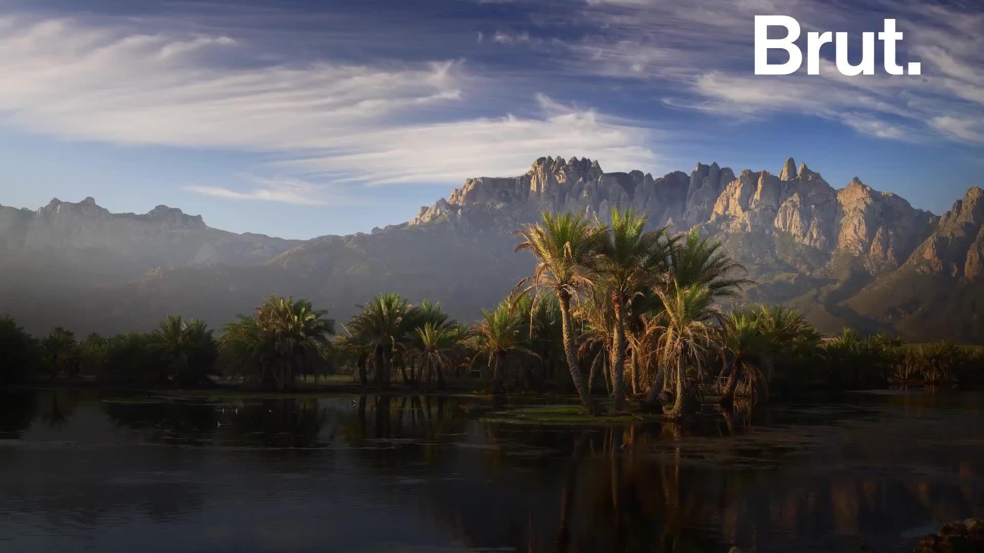 Hòn đảo được mệnh danh là vung đất 'ngoài hành tinh'