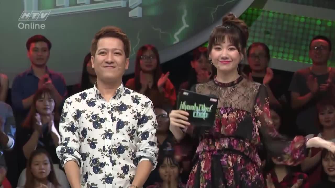 Hari Won bị Trường Giang chê mặc đồ giống bà thím