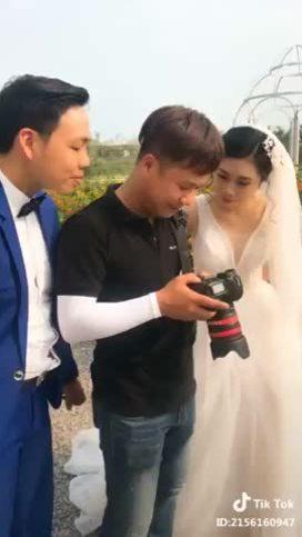Chụp ảnh cưới là nghề nguy hiểm nhất hành tinh