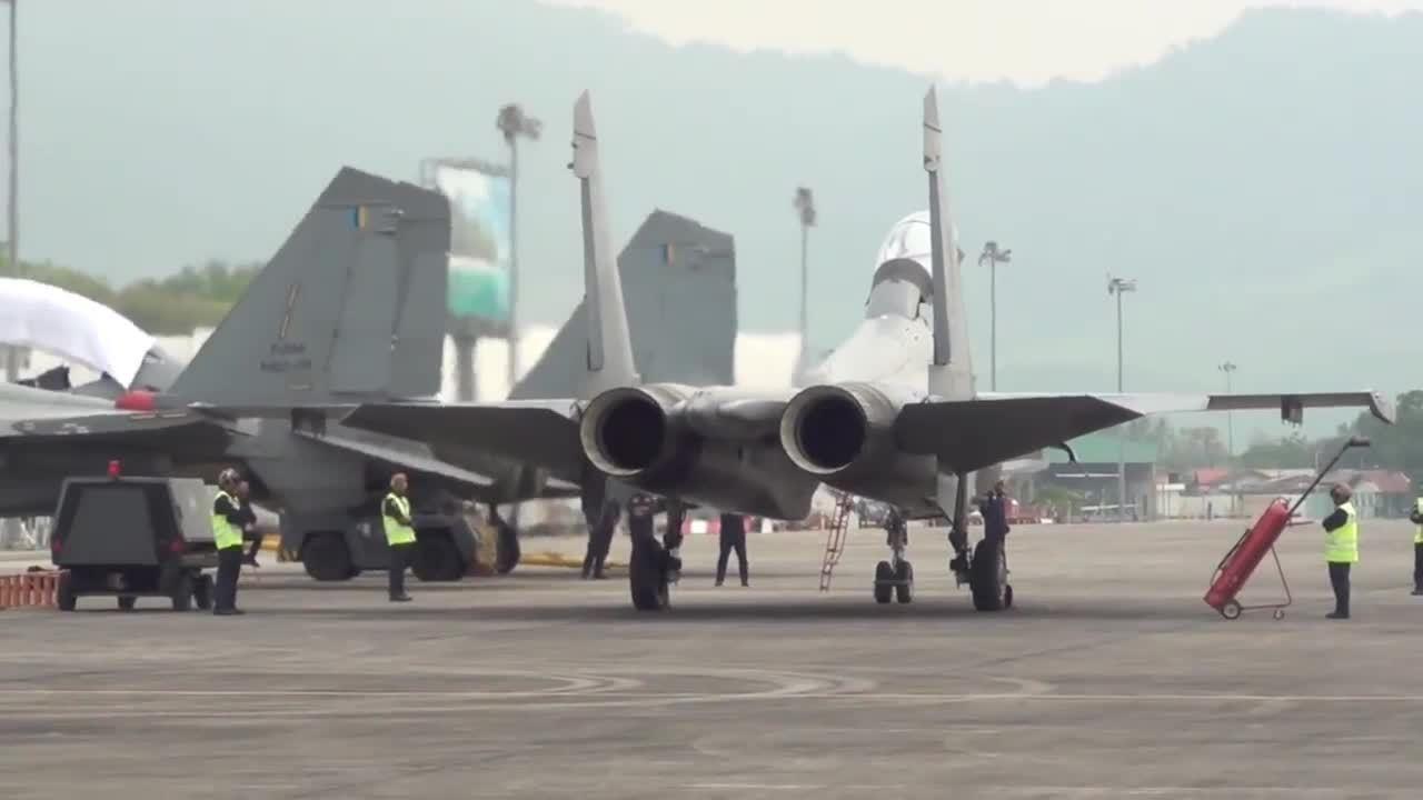 85% lực lượng tiêm kích Nga trong biên chế Malaysia bị tê liệt