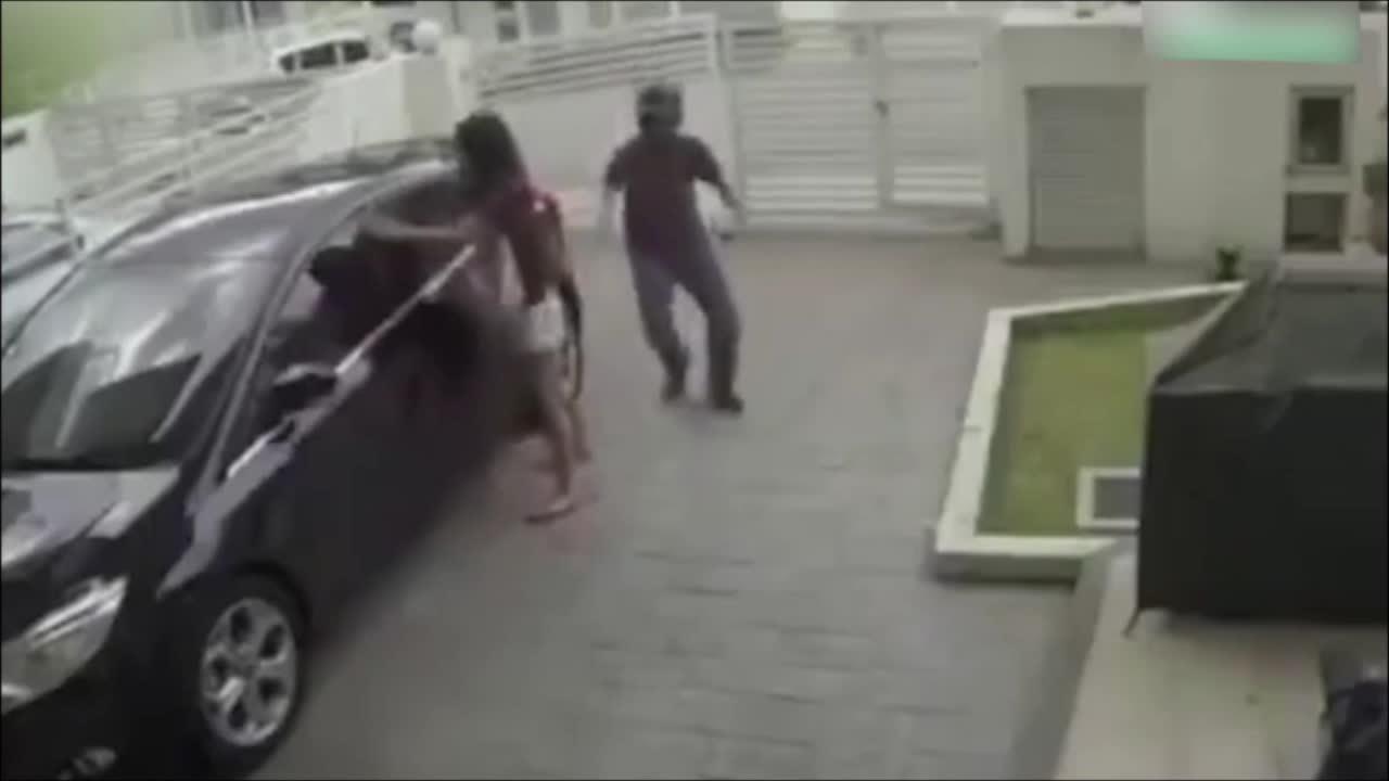 Những tên trộm nhận trái đắng khi chọn nhầm nữ hiệp