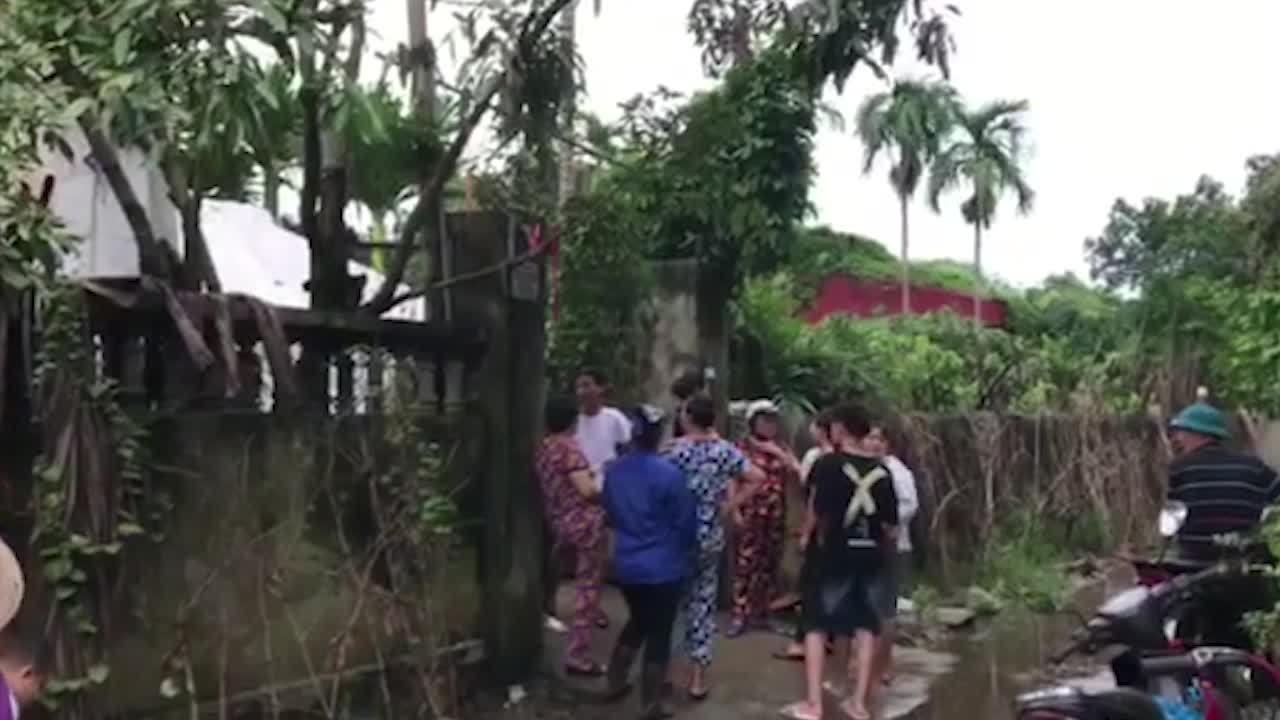 Video giết người ở Hưng Yên 2