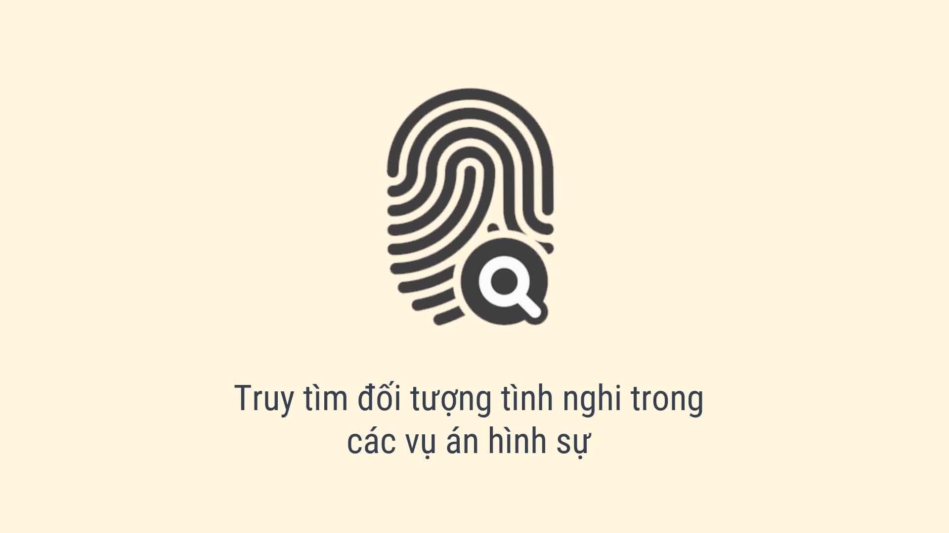Giải mã bí ẩn của dấu vân tay trong điều tra tội phạm