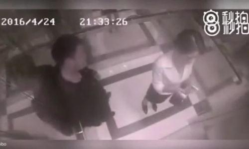 Cô gái tung 'liên hoàn cước' hạ gục kẻ quấy rối trong thang máy