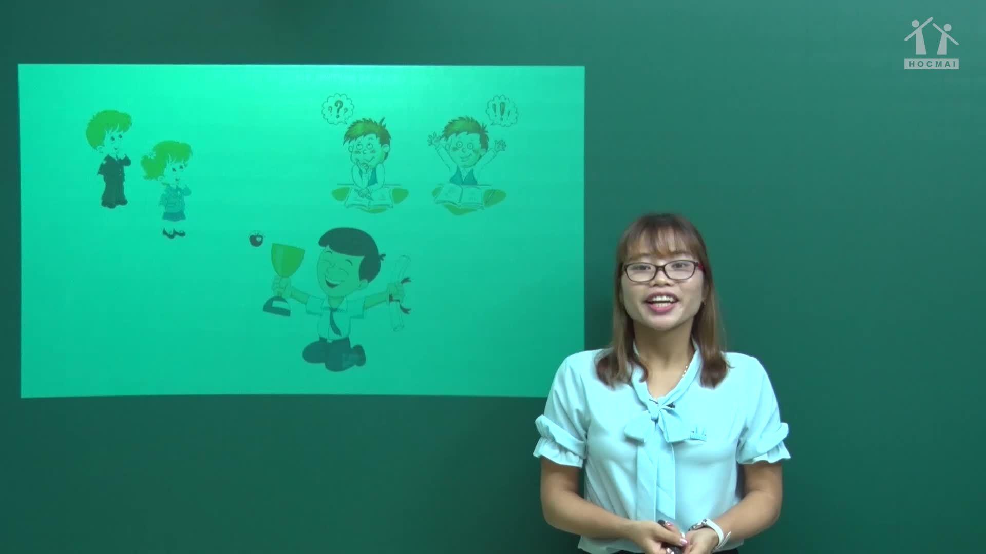 Những kiến thức cần nắm của môn Tiếng Việt lớp 5