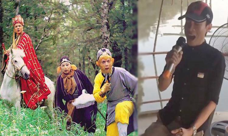 Anh chàng Quảng Nam hát nhạc phim Tây Du Ký hay như bản gốc