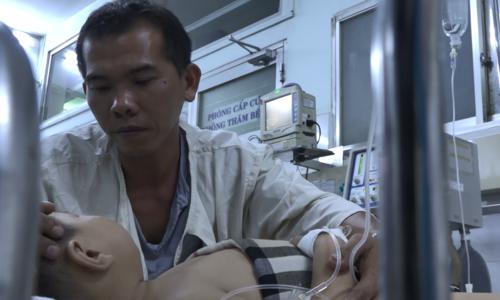 Cuộc chiến xuyên đêm chống dịch tay chân miệng ở viện Nhi Đồng 1 - ảnh 1
