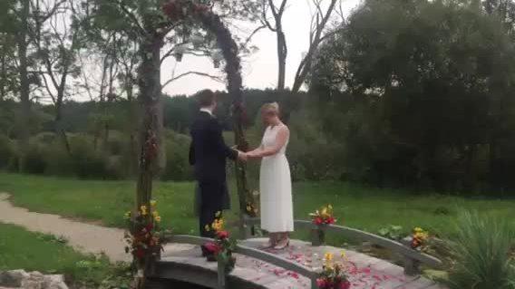Khi chó cưng muốn trở thành nhân vật chính trong lễ cưới