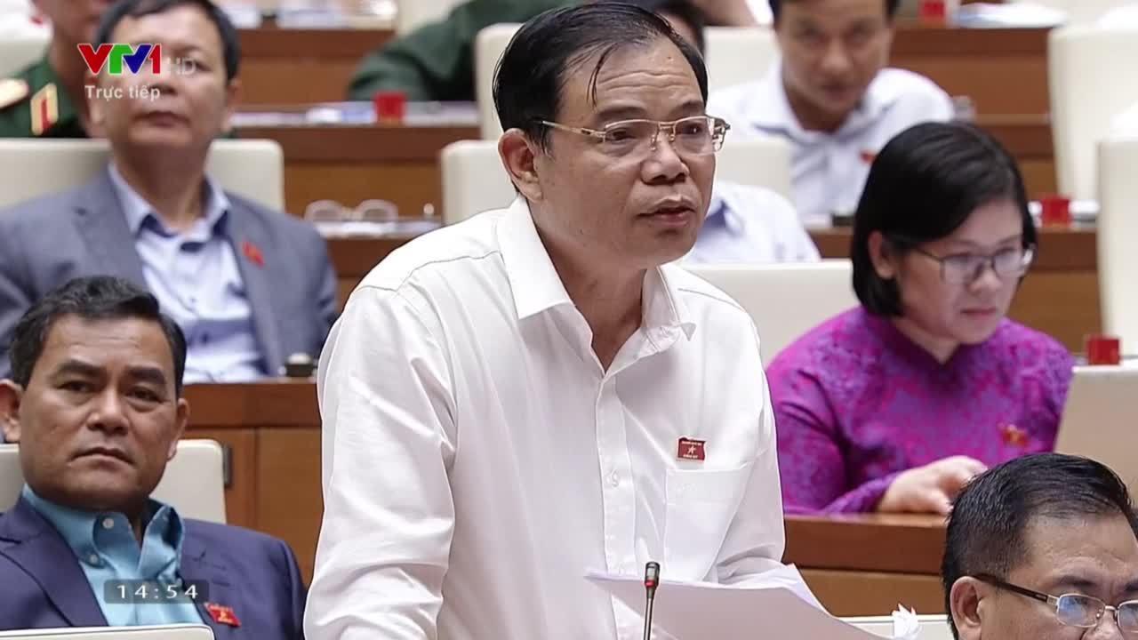 Bộ trưởng Bộ NNPTNT Nguyễn Xuân Cường