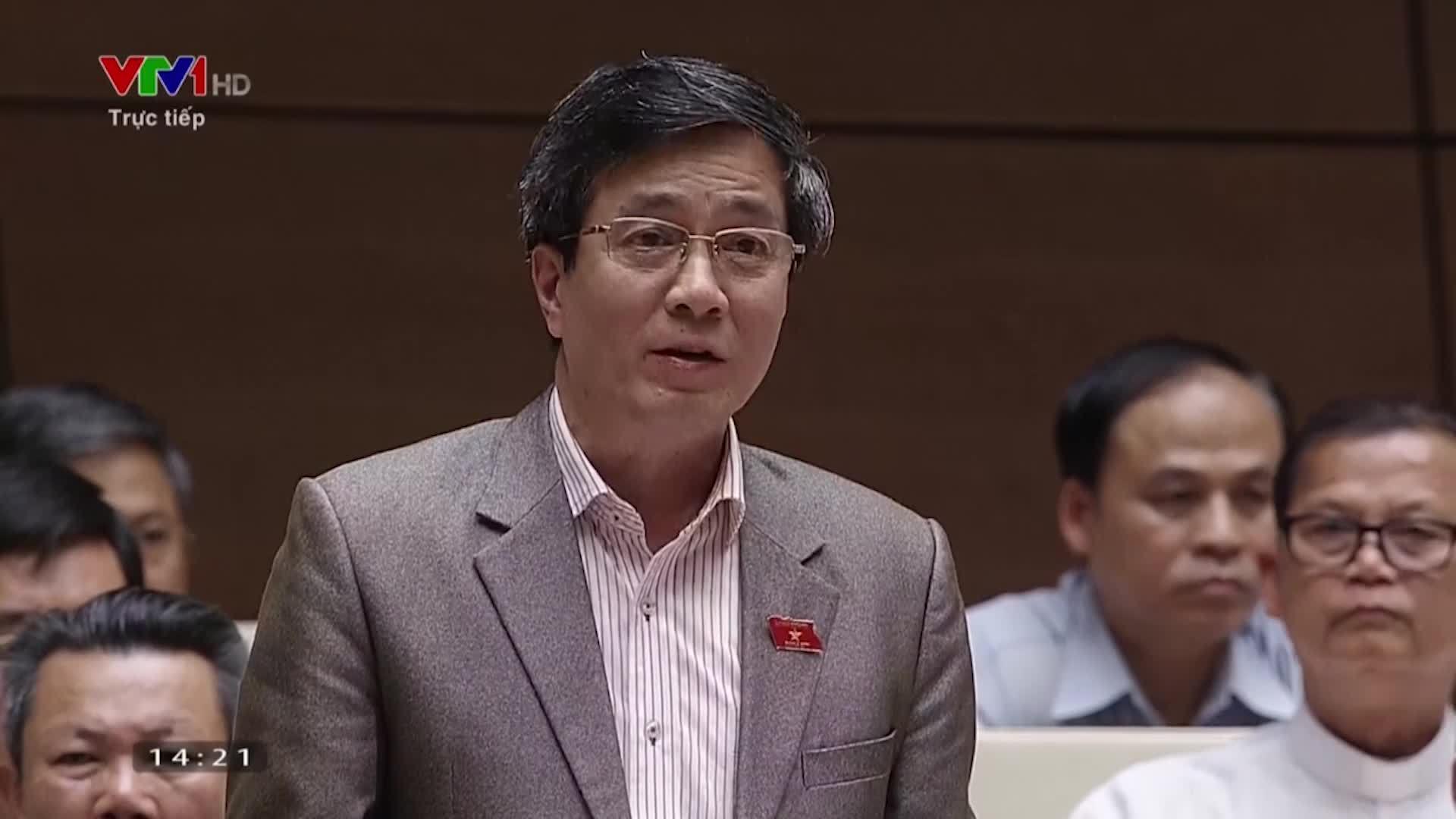 Đại biểu Bùi Thanh Tùng