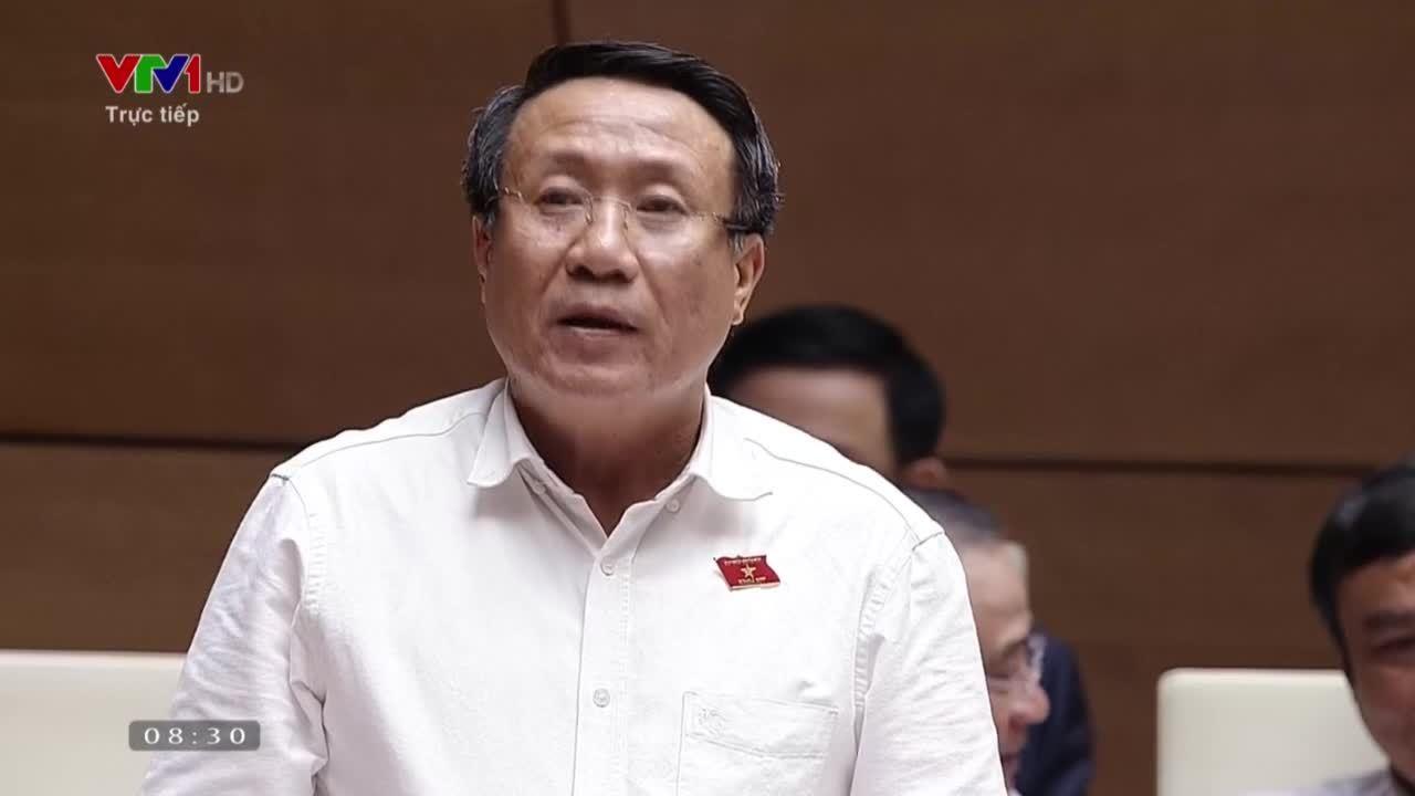 Đại biểu Hà Sỹ Đồng