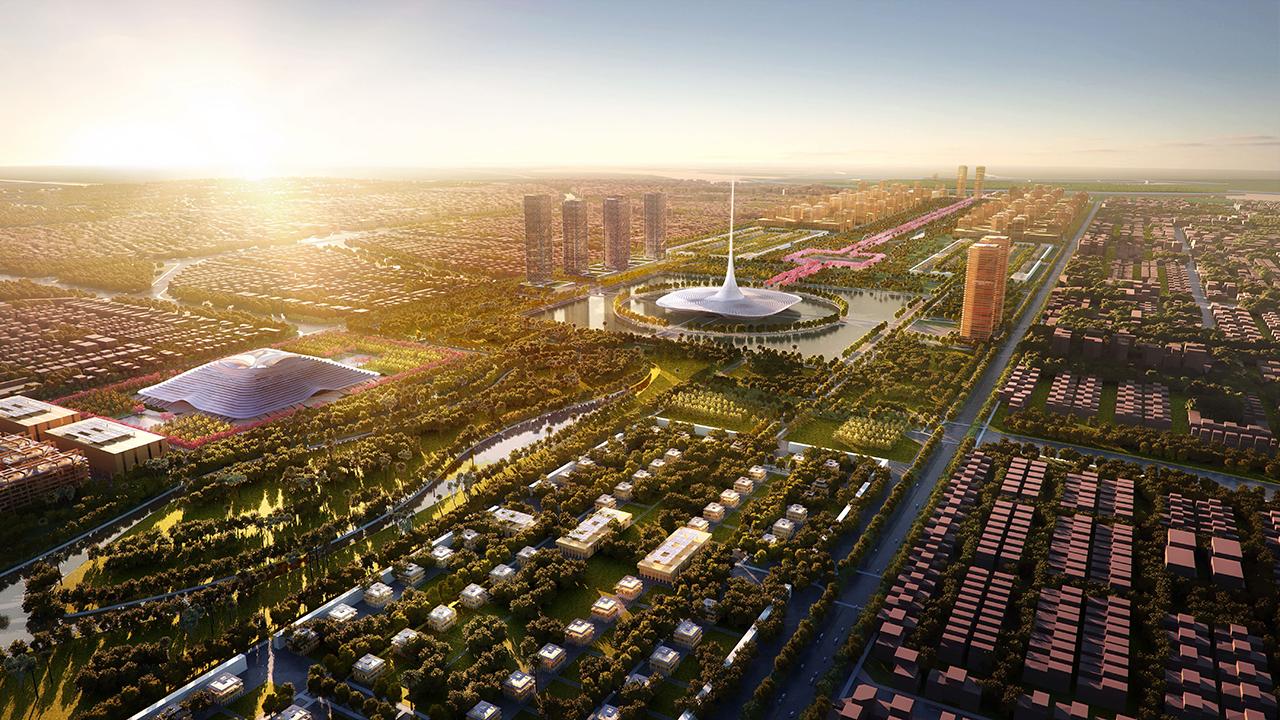 Ấn Độ xây thành phố xanh bền vững bậc nhất thế giới